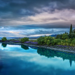 Lake Tekapo New Zealand South - God's View
