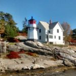 Lighthouse Secrets - Maine