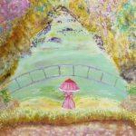 Amore' de Fleurs painting by Lori Thompson