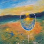 A Taste of Tahoe - acrylic painting by Lori Thompson